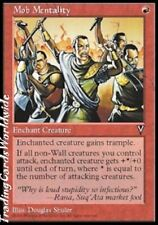 4x Mob Mentality // NM // Visions // engl. // Magic the Gathering