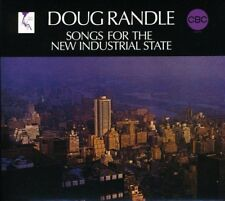 Doug Randle - Songs For The New Industrial State [CD]