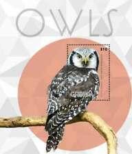Grenada - 2015 - OWLS On Stamps - Souvenir Sheet - MNH