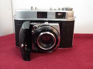 Kodak Retina 11C big C 50mm 2.8 Heligon super condition (please read)
