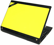 Cheap Yellow Laptop Windows 7 IBM Lenovo 1.6Ghz 2GB 2.0 80GB WIFI 12.1