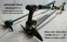 TROLLING MOTOR 4 KAYAK,TUBE,FISH,BOAT,CANOE,PONTOON,CATAMARAN,POWER OAR,SAILBOAT