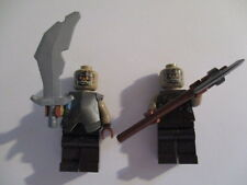 Lego 79008 Lord of the Rings Minifigs Mordor Orc with weapons