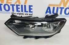 Original VW Passat 3G B8 Halogendoppelscheinwerfer Links Headlight 3G1941005 C