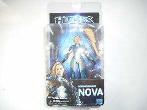 NECA Heroes of the Storm NOVA authentic 6 inch Starcraft figure