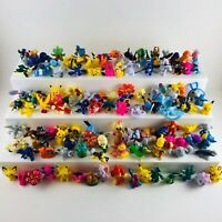 Lot of 130+ Pokemon Mini Action Figures RL China