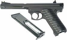 New Hatsan Tac Boss Series .177 Cal 17-Shot Semi-Auto CO2 BB Pistol Black 250XT