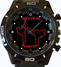 Shotokan Karate New Gt Series Sports Unisex Gift Watch