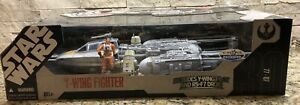 Star Wars 30th Anniversary Y-Wing Fighter Toys R Us Exclusive R5-F7 Hasbro 2007
