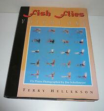 FISH FLIES VOLUME ONE AUTHOR TERRY HELLEKSON