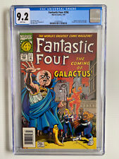 Fantastic Four #390 Newsstand (1994) #48 Cover Homage CGC 9.2 White Pages