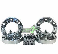 6X5.5 NISSAN WHEEL SPACERS 2 INCH | 6 LUG TITAN XTERRA QX56 PATHFINDER 12X1.25