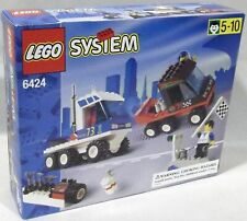 LEGO 6424 Town City Rig Racers from 1998 NEW & SEALED *Shelf Wear on Box*