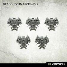 Kromlech BNIB Dragonborn Backpacks (5) KRCB222