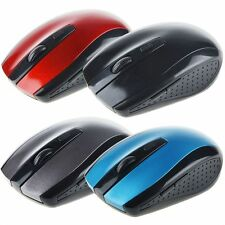 2.4GHz Wireless Cordless Optical Scroll Computer PC Mouse Foldable USB Dongle