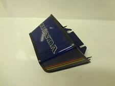 Carena codone cover fairing HONDA CB 125 S - 77210383900ZA blu blue