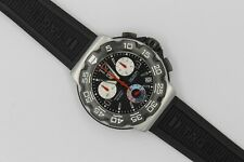 Tag Heuer CAC1110.BT0714 Formula 1 One Black Rubber Chronograph Watch Mens F1