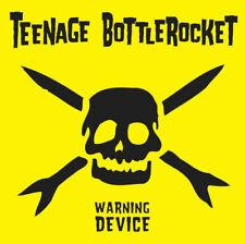 Teenage Bottlerocket - 'Warning Device' (Vinyl LP Record)