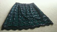 """Alannah Hill """"I'll tell the angels skirt"""". Sz 14. New without tags. Rrp$349"""