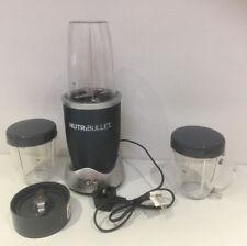 ORIGINALE NUTRI BULLET Magic Bullet 600 FRULLATORE TRITATUTTO Estrattore in buonissima condizione Y06