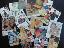 BB19:Vintage images of Advertisment - Die Cuts Scrapbooking