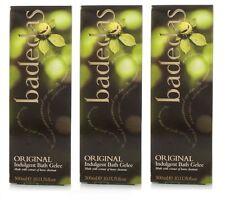 3 x BADEDAS ORIGINAL Indulgent gel pour le Bain 300Ml ( bain - Gel Douche)
