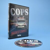 Cops Wildest Chases - Spike DVD - Car Chases - GUARANTEED