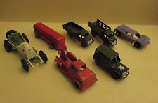Vintage TOOTSIE TOY? Lesney? Mini Cars Lot of 17 VG- to VG+