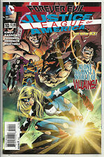 JUSTICE LEAGUE OF AMERICA (NEW 52)  #10   NM