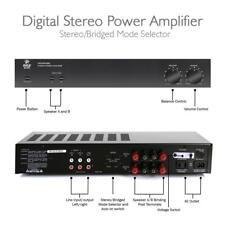Pyle Home - PAMP1000 - 160 Watt Home Stereo Power Amplifier