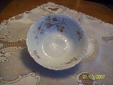 Winterling Moss Rose Vtg Bavaria Fine Porcelain China Vegetable Serving Bowl