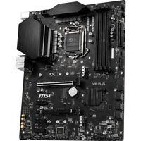 MSI Z490 Plus LGA 1200, Intel Motherboard