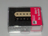 Seymour Duncan APH-1 Alnico ll Pro Neck Pickup REVERSE ZEBRA   New with Warranty