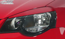 RDX Scheinwerferblenden VW Polo 9N3 Böser Blick Blenden Spoiler Tuning
