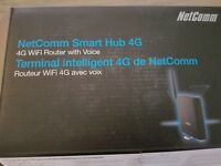 NetComm Routeur WIFI 4g With Voice