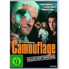 Camouflage DVD (EU R2/2000) Leslie Nielsen, Vanessa Angel, Locklyn Munro