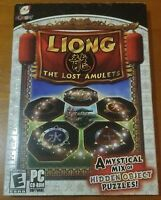eGames Liong: The Lost Amulets (PC) - Video Game Used