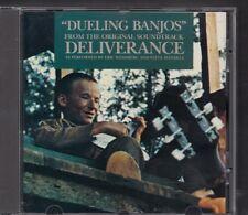 DUELING BANJOS FROM SOUNDTRACK DELIVERANCE CD ERIC WEISSBERG & MANDELL