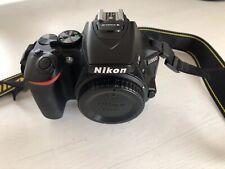 Nikon D5600 24.0 Mp Body ( 3.300 Shots)