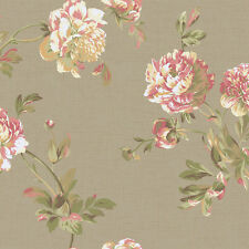 York Graystone Estate Whitworth Peony (Blush Pink) Wallpaper - HD6920