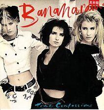 Bananarama True Confessions Japan LP w Foldout Poster!