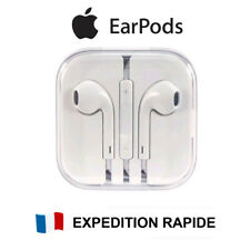 Apple EARPODS - ORIGINAL 100% OFFICIEL - écouteurs jack 3.5 Iphone 5 6 Ipad
