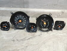 1973-1987 Chevrolet GMC Truck 100 MPH Speedometer & Gauges, Excellent Shape