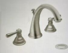 MOEN Kingsley 8 in. Widespread 2-Handle High-Arc Bathroom Faucet Trim Kit