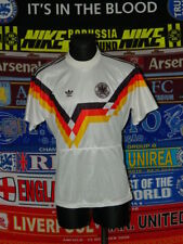 4.5/5 Germany Deutschland adults L 1988 original football shirt trikot soccer