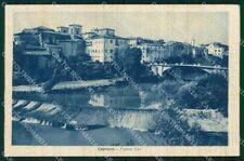 Frosinone Cassino Ceprano Fiume Liri cartolina RB7282