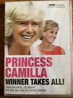 Princess Camilla Winner Takes All DVD British Royal Family Documentary