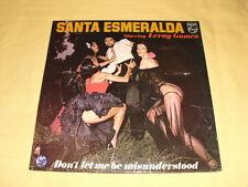 Santa Esmeralda Starring Leroy Gomez – Don't Let Me Be Misunderstood LP Album