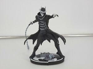 """DC Collectibles Batman Black & White The Batman Who Laughs 7"""" 4439/5000"""