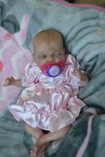 Ooak Reborn newborn real life  baby girl preemie Jewel   Baby  art doll